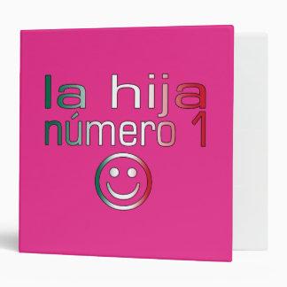 La Hija Número 1 - Number 1 Daughter in Mexican Binder