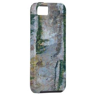 La hilera de árboles funda para iPhone SE/5/5s