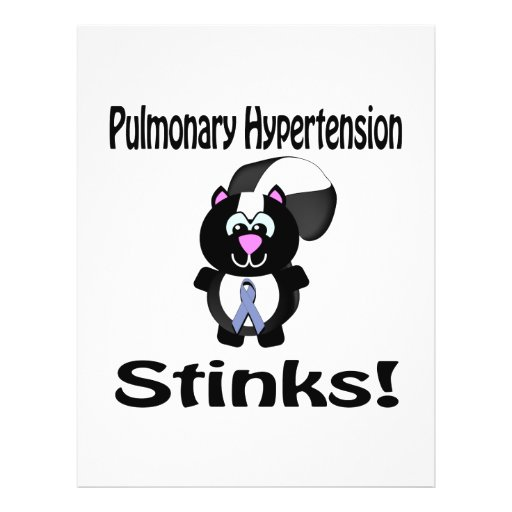 La hipertensión pulmonar apesta conciencia de la m tarjetón