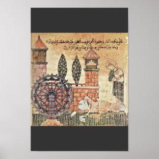 """La historia de Bayader y de Riyad (""""Hadath Bayader Poster"""
