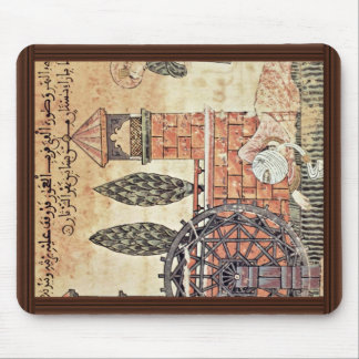 """La historia de Bayader y de Riyad (""""Hadath Bayader Mousepad"""