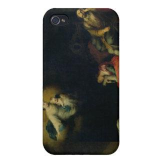 La historia de la fundación de Santa María Maggior iPhone 4 Carcasa