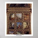 La historia de la humanidad, 9 placas de Moreau Gu Posters