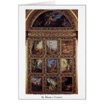 La historia de la humanidad, 9 placas de Moreau Gu Tarjetas