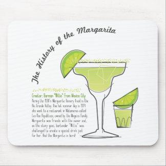 La historia de la Margarita MOusepad Alfombrilla De Ratones
