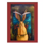 La historia del conejo postales