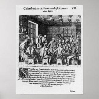 La historia del huevo de Cristóbal Colón Impresiones