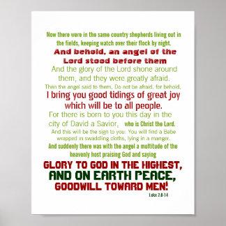 La historia del navidad poster