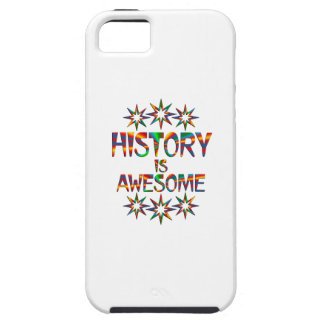 La historia es impresionante iPhone 5 carcasa