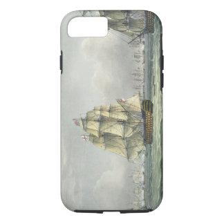 La HMS Victory que navegaba para la línea francesa Funda iPhone 7