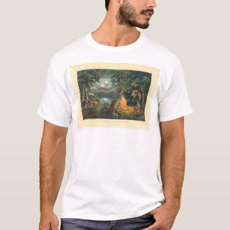 La hoguera 1866 (1779A) del trampero Playera