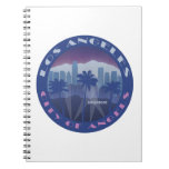 LA Hollywood cool Spiral Notebooks