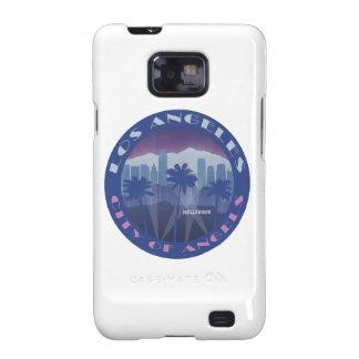 LA Hollywood fresco Samsung Galaxy S2 Fundas