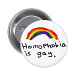 La homofobia es Pin del gay