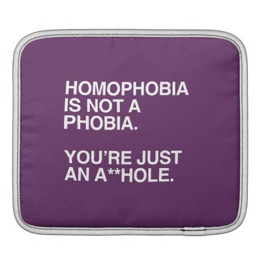 LA HOMOFOBIA NO ES UNA FOBIA MANGAS DE iPad