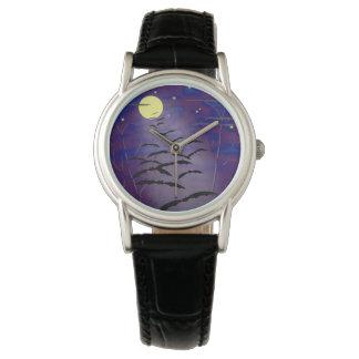 La hora Bewitching Relojes De Mano
