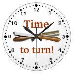 La hora de dar vuelta a las herramientas de Woodtu Relojes