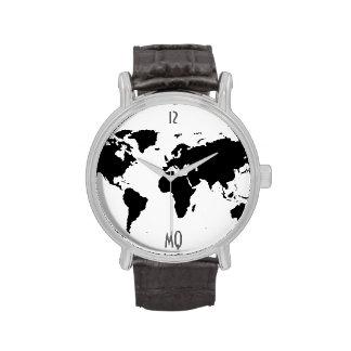 la hora del mundo relojes