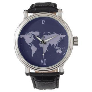 la hora del mundo relojes de pulsera