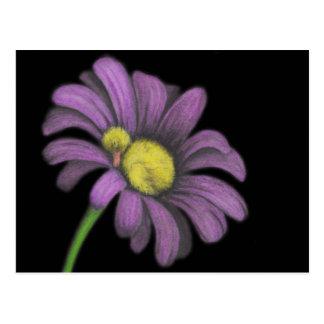 La hora para dormita mi pequeña flor tarjetas postales