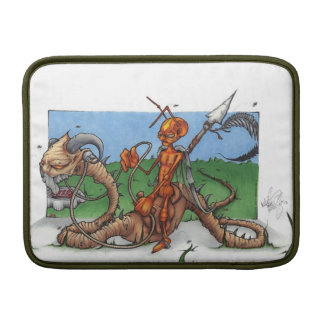 ¡La hormiga del guerrero protege para usted! Funda MacBook