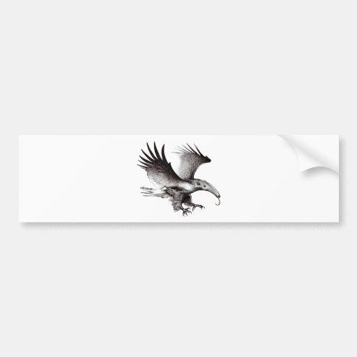La hormiga Eagle Pegatina Para Auto