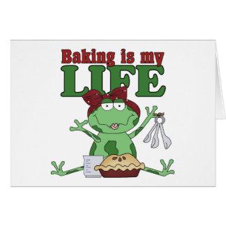 La hornada es mi vida tarjetas
