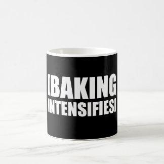 La hornada intensifica la taza