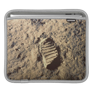 La huella del astronauta funda para iPads