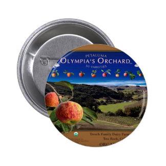 La huerta de Olympia Pin