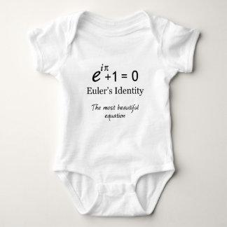 La identidad de Euler - la ecuación más hermosa Camisas