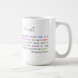 La identidad de Euler Tazas De Café