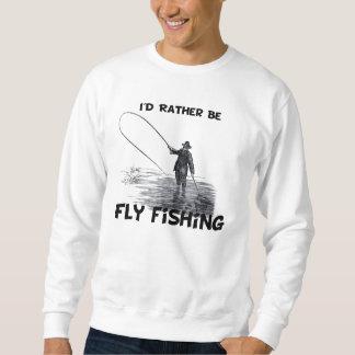 La identificación sea bastante pesca con mosca jersey