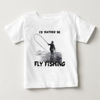 La identificación sea bastante pesca con mosca tshirts