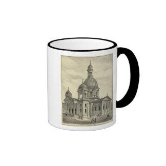 La iglesia de San José Tazas De Café