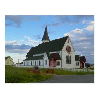 La iglesia de San Pablo, trinidad Postal