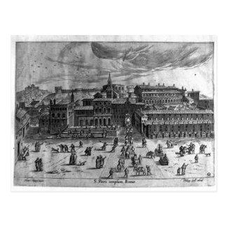 La iglesia de San Pedro, de 'vistas de Rome Postales
