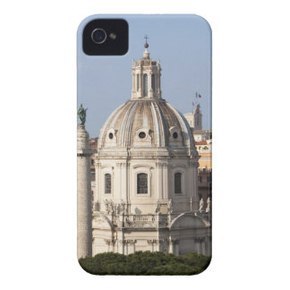 La iglesia de Santissimo Nome di Maria y Funda Para iPhone 4 De Case-Mate