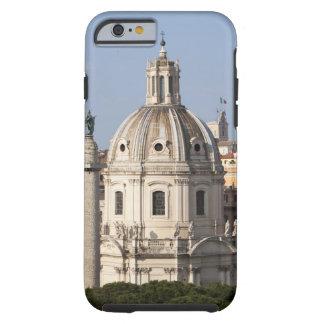 La iglesia de Santissimo Nome di Maria y Funda Para iPhone 6 Tough