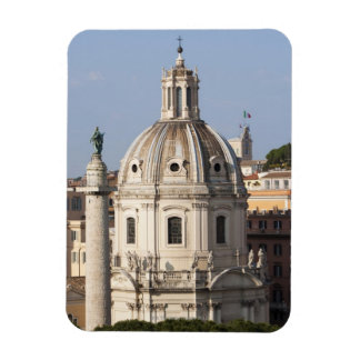 La iglesia de Santissimo Nome di Maria y Imán Flexible