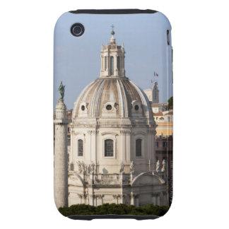 La iglesia de Santissimo Nome di Maria y iPhone 3 Tough Carcasa