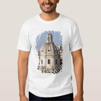 La iglesia de Santissimo Nome di Maria y Playeras