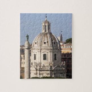 La iglesia de Santissimo Nome di Maria y Rompecabeza Con Fotos