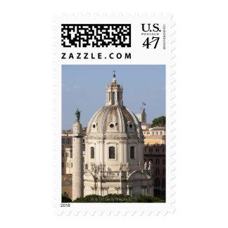 La iglesia de Santissimo Nome di Maria y Sellos