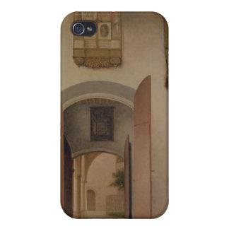 La iglesia de St. Laurens, Alkmaar, 1661 iPhone 4/4S Carcasa