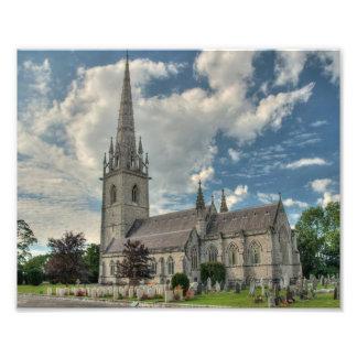 La iglesia de St Margaret en Bodelwyddan País de G Cojinete