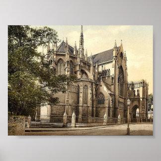 La iglesia de St Philip, castillo de Arundel, clas Impresiones