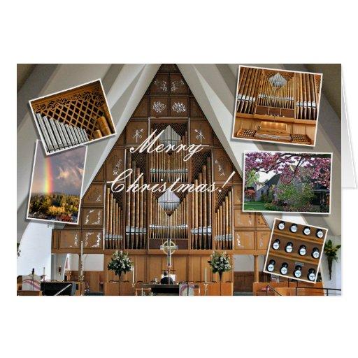La iglesia de St Stephen, Seattle Tarjeta De Felicitación