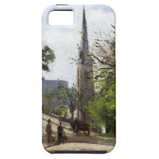 La iglesia de St Stephen, un Norwood más bajo de iPhone 5 Carcasa