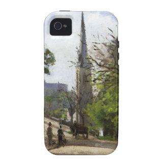 La iglesia de St Stephen, un Norwood más bajo de Vibe iPhone 4 Carcasas